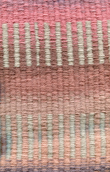 Boundweave rug