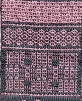 Finn weave 1 - reverse