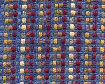 Supplementary warp shawl