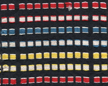 Supplementary weft bands