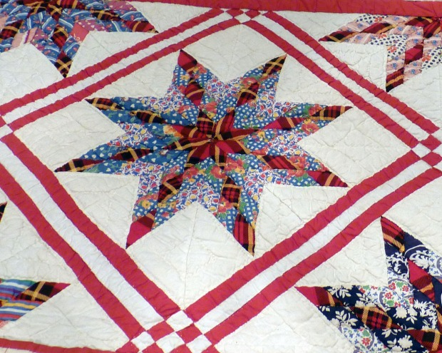 Star Quilt from the Winedale Historical Center