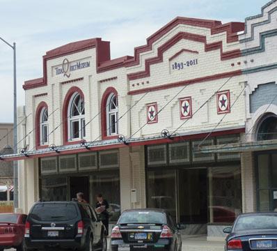 Texas Quilt Museum, La Grange, Texas