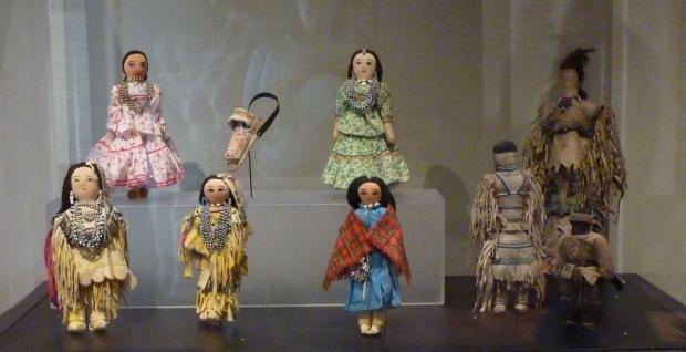 Apache dolls