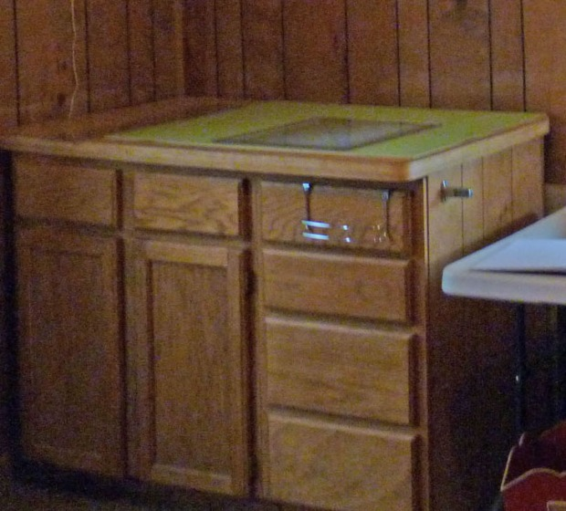Before - cabinet