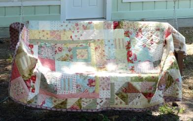 garden quilt
