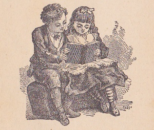 1894 illustration of children
