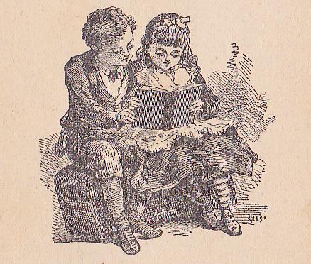 1894 illustration of children