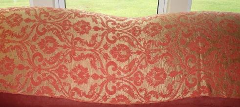 drapery fabric reverse