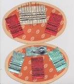 Jewel needle book, interior