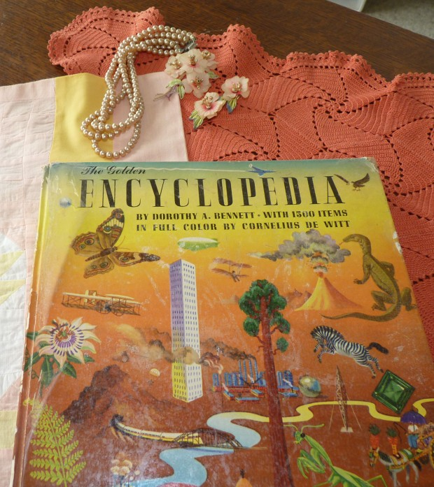 Golden Book Encyclopedia