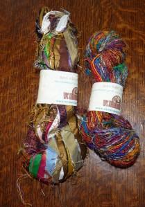 sari yarn