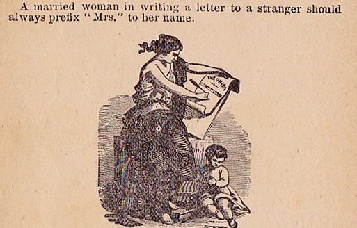 wife's signature