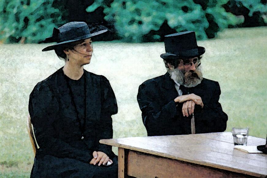 1890s interpretative costume