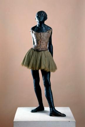 Degas_Tänzerin