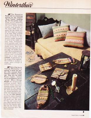 Winterthur textiles