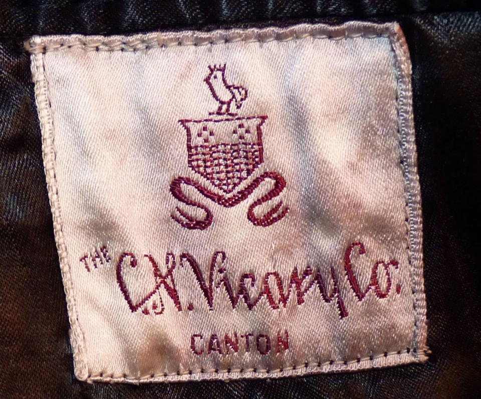 tailor's label