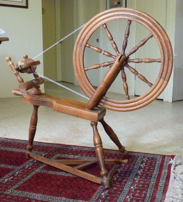 The Curious Case of the Mysterious Spinning Wheels