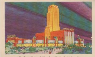 1933 postcard