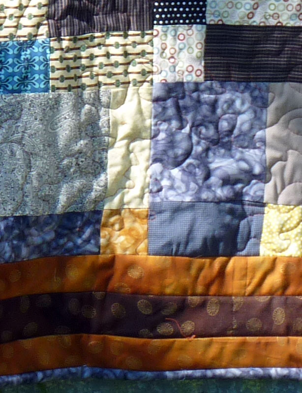 quilt blocks and borders