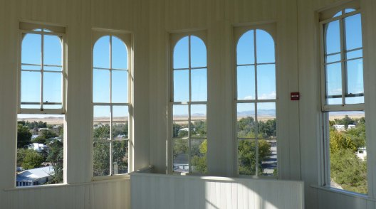view from cupola