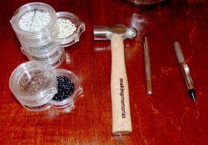 eyelet tool set
