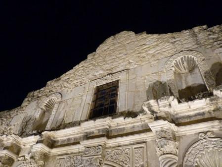 limestone facade