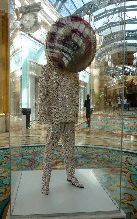 Soundsuit 2014 by Nick Cave