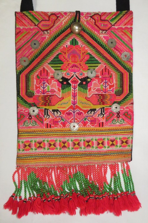 Hmong bag, purchased in 2013