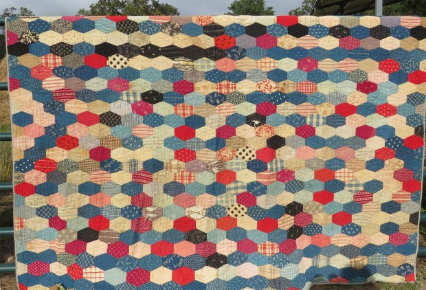 Late 1800s to 1900 quilt.