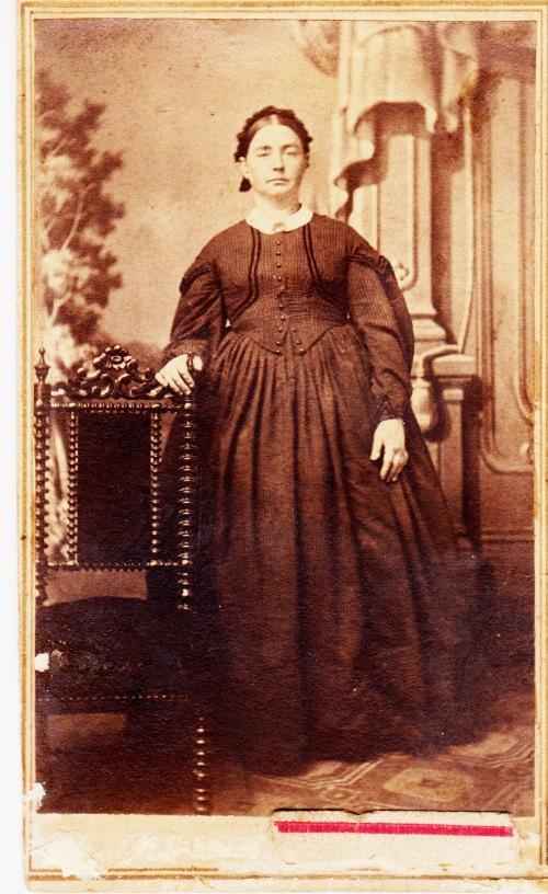 Tintype, circa 1862?