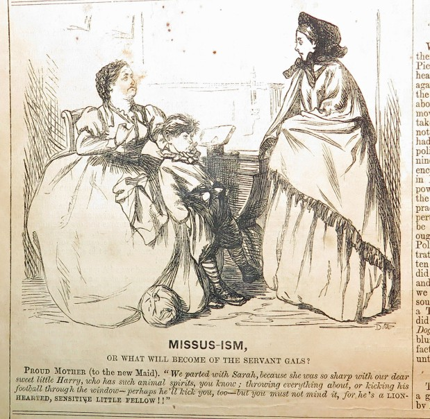 """These Kids Today!"" in 1862"