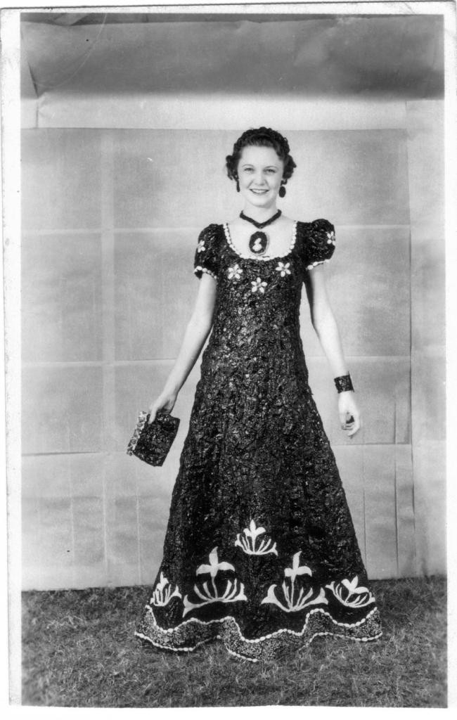 Billie Marion Parkes.