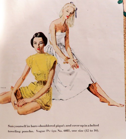 I would have guessed this illustration to be from the early 1960s too.
