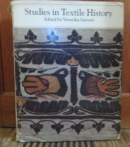 Studies in Textile History