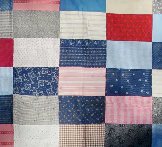 Some representative fabrics.