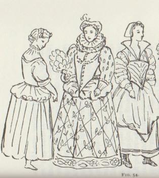 Talbot Hughes, History of English Costume.
