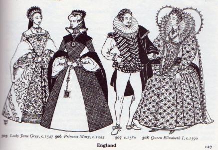 Doreen Yarwood, European Costume.