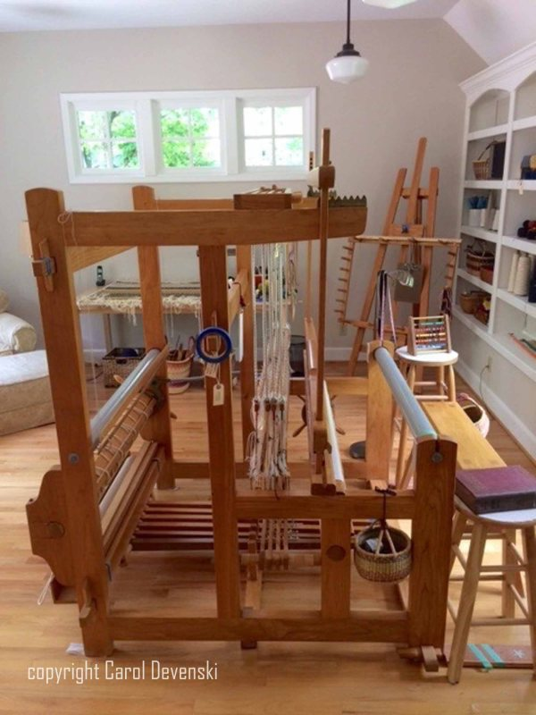 weaving | Deep in the Heart of Textiles