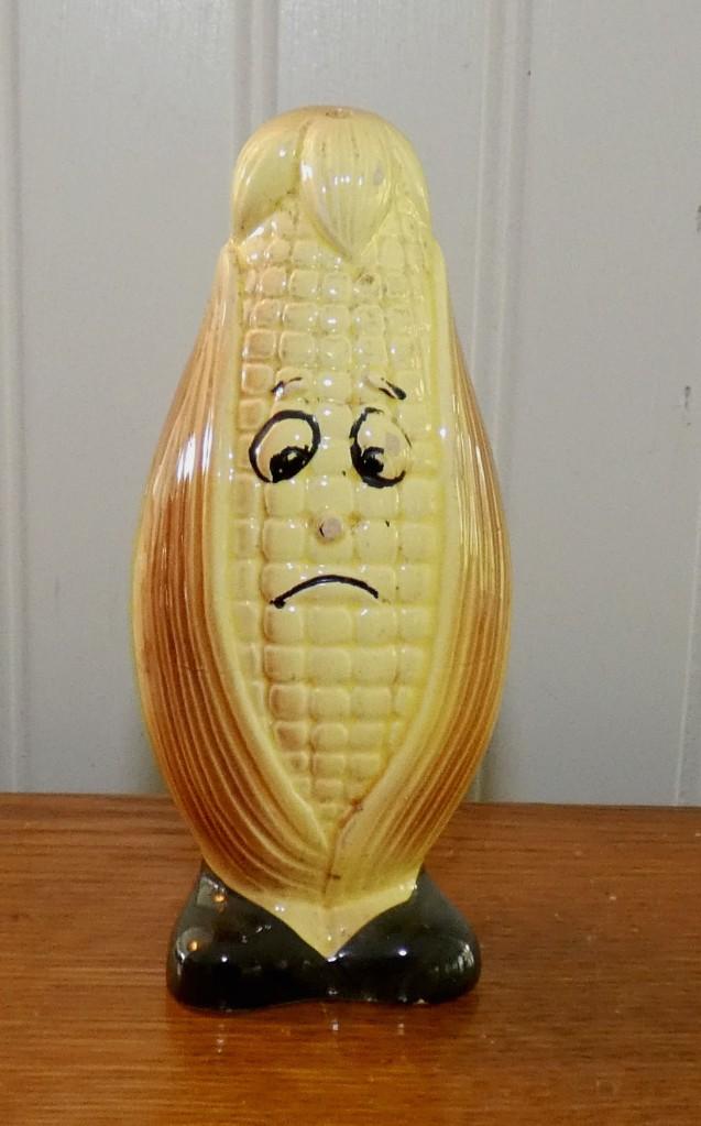 sad corn salt shaker