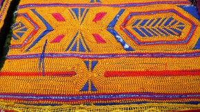 Banjara textile scrap