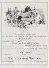 Harley-Davidson ad, 1916.